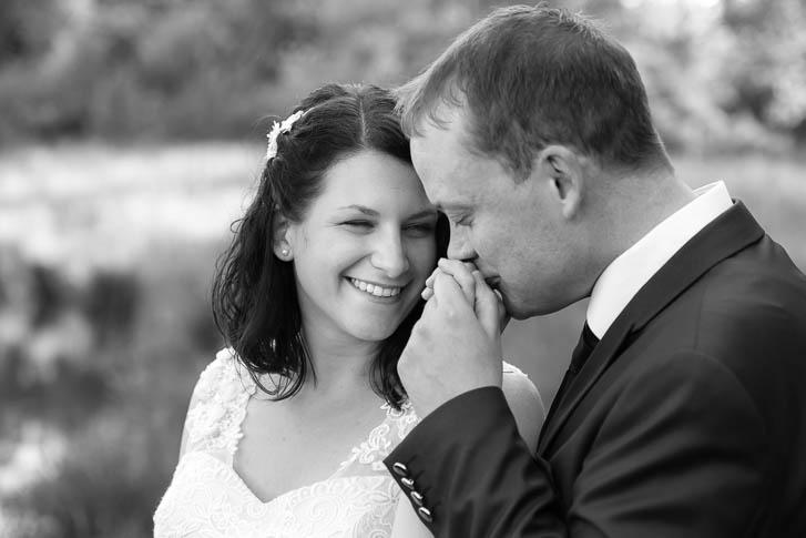 Für alle, die am Tag ihrer Hochzeit genügend Zeit zum Feiern wollen: Paar-Fotoshooting nach der Hochzeit (After-Wedding Shooting)