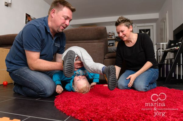 authentische Familienfotos - Familien-Fotograf Marburg