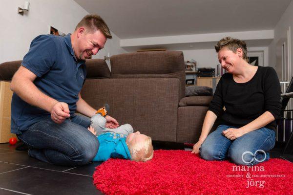 authentische Familienfotos - Familien-Fotograf Wetzlar