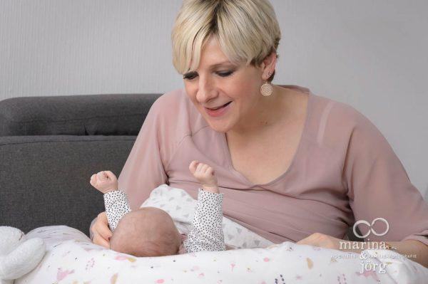 Babyfotograf Marburg - Baby Homestory