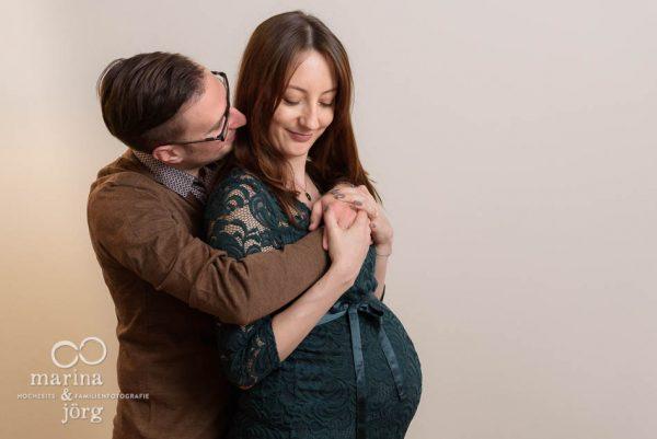Babybauchbilder - Babybauch-Fotoshooting in Wetzlar