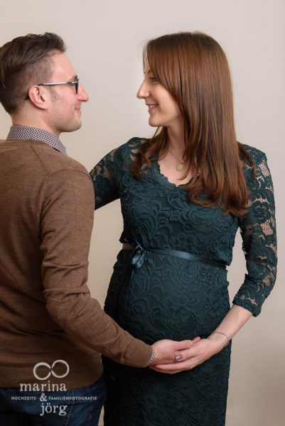 Babybauchbild - Fotoshooting in Wetzlar