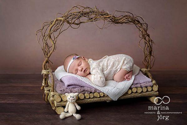 Neugeborenenfotografen Marburg - Babyfoto aus unserer Babygalerie