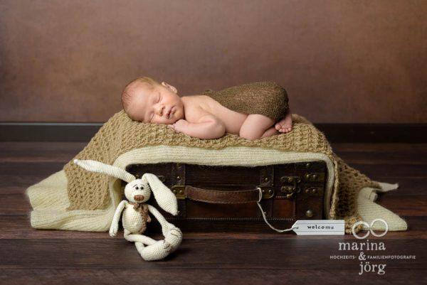 Babygalerie Gießen - Neugeborenenfotos - Babyfotograf