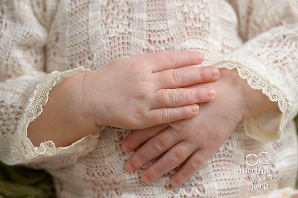 Babyfotografen Marburg: Professionelles Neugeborenen-Fotoshooting ganz bequem zu Hause