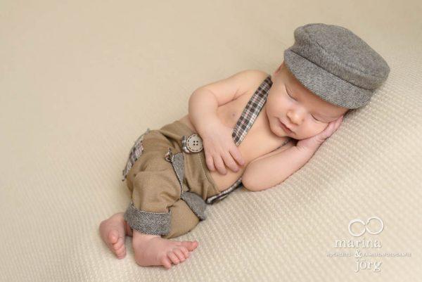 Babyfotografen Gießen: Neugeborenenfoto - Newborn - Babygalerie