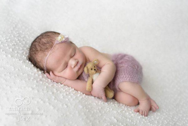 Babyfotograf Gießen, Marburg, Wetzlar: Baby-Fotoshooting bequem zu Hause