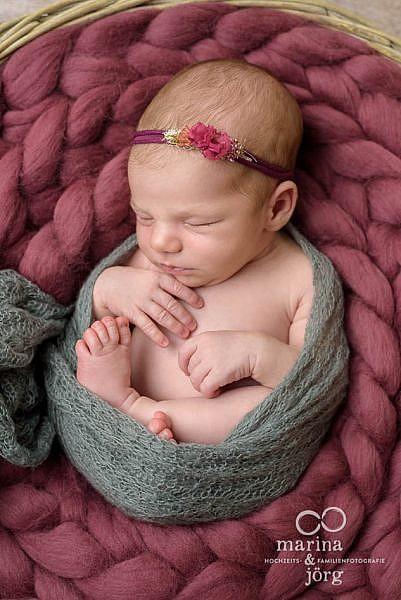Babygalerie Marburg - Neugeborenenfotos - Babyfotograf