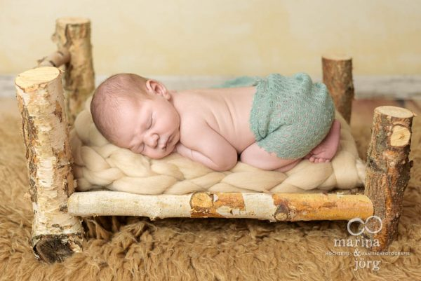 Babygalerie Marburg: Newborn-Fotoshooting