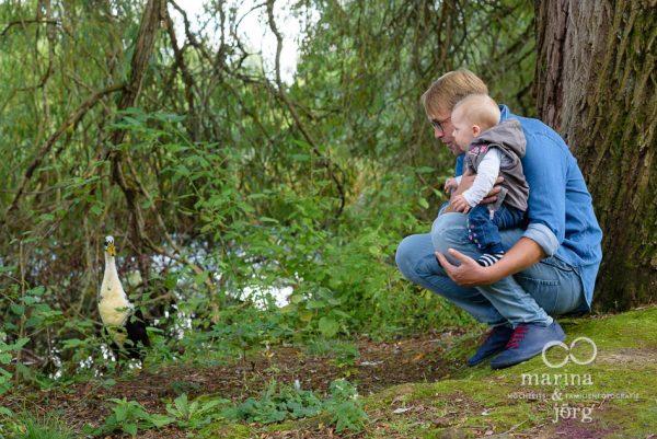 Familienfotografie Marburg - Baby-Fotoshooting