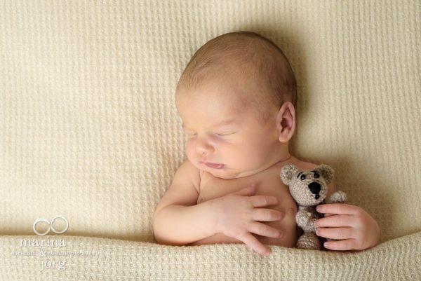 Babyfotograf Wetzlar: Foto aus einem Neugeborenen-Fotoshooting - Babygalerie Wetzlar