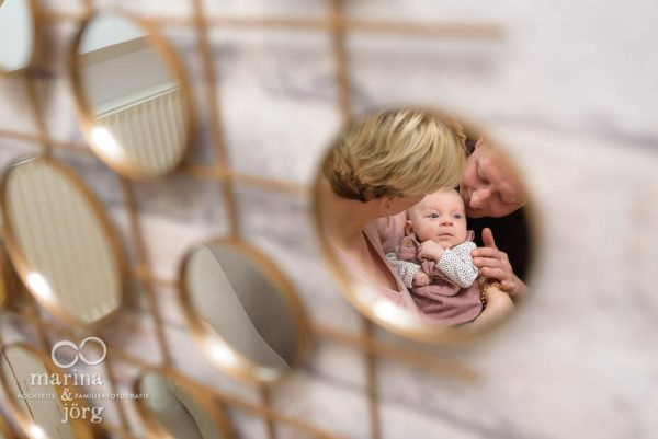 besondere Familienfotos und Babyfotos - Marina & Jörg, Familienfotografie für Marburg