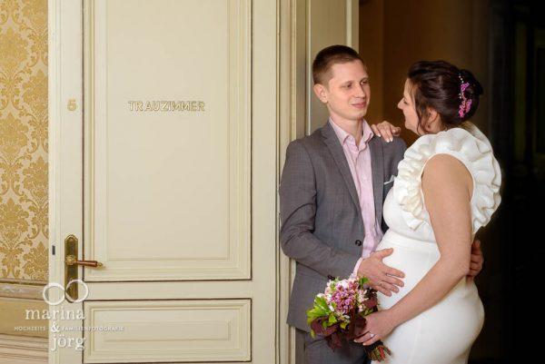 Brautpaar-Shooting - Marina & Jörg, Hochzeitsfotografie Gießen