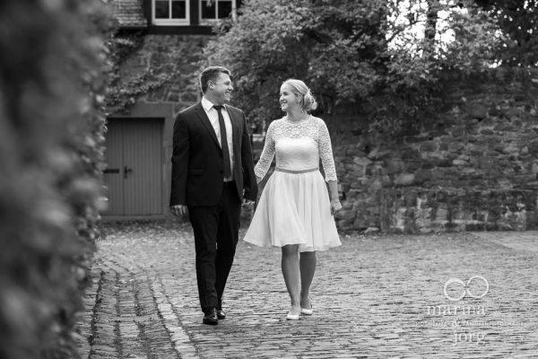 Hochzeit im Standsamt der Burg Rockenberg bei Gießen - Marina und Jörg, Hochzeitsfotografen