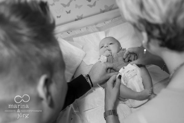 Marina & Jörg, dokumentarische Familienfotografie in Marburg - authentisch, echt, voller Leben