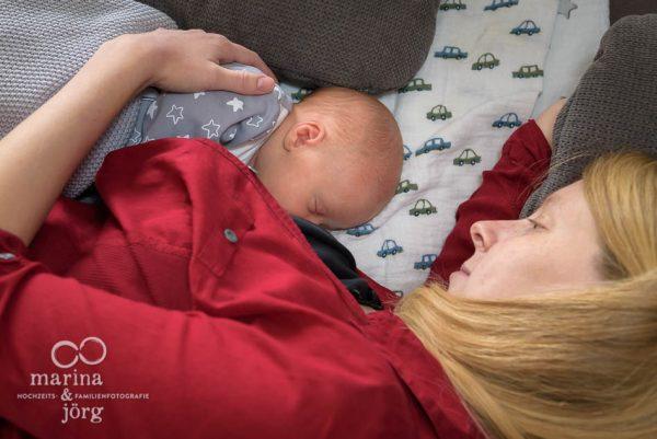 dokumentarische Neugeborenenfotos in Gießen - ein echter Erinnerungsschatz an eine wundervolle Zeit