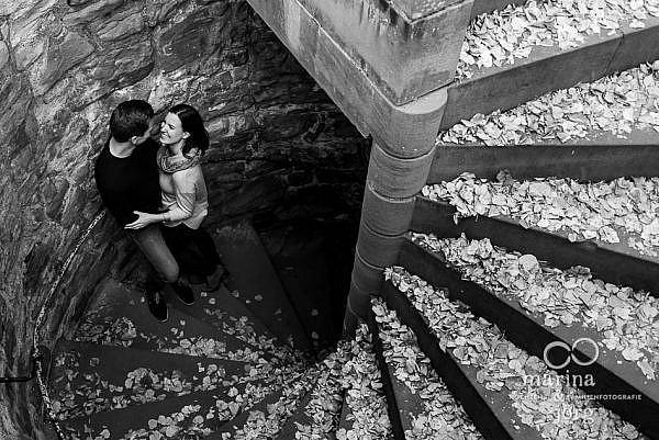 Engagement Fotoshooting - Hochzeitsfotografen für Marburg