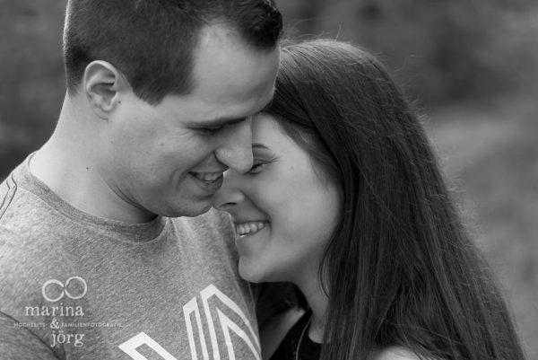 Engagement Fotoshooting - Hochzeitsfotografen Wetzlar