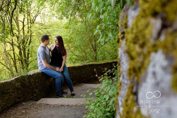 entspanntes Engagement-Fotoshooting - Hochzeitsfotograf Gießen