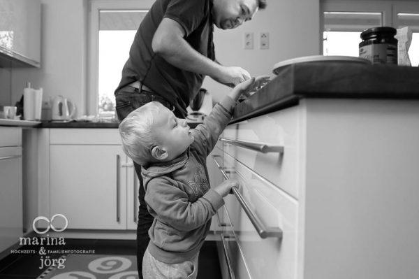 ungestellte Familienbilder aus dem Leben - Familien-Fotograf Wetzlar
