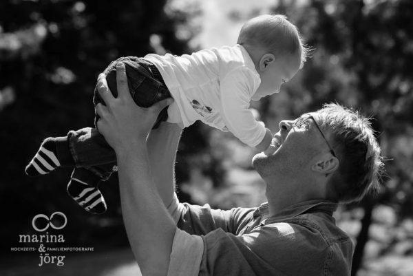 Familien-Fotoshooting in Marburg - draußen und an euren Lieblingsplätzen