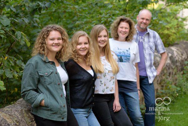 Familien-Fotoshooting in Wetzlar