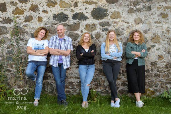 entspanntes Familien-Fotoshooting bei Wetzlar - Marina & Jörg Fotografie