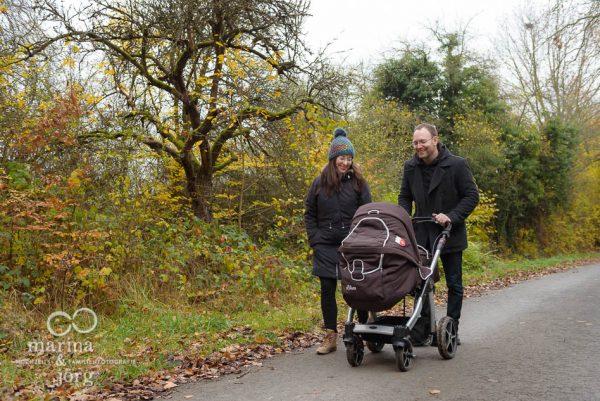 Babyfotografen Gießen - Familien-Homestory mit einem neugeborenem Baby