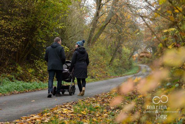 Babyfotografen Marburg - Familien-Homestory mit einem neugeborenem Baby