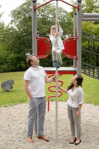 Marina und Joerg, Fotograf Giessen: Familienfotos outdoor