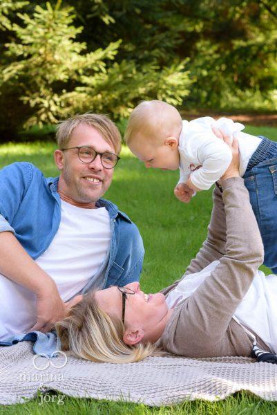 Familienfoto - professionelles Familien-Fotoshooting in Gießen