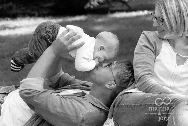 Familienfoto - professionelles Familien-Fotoshooting in Marburg