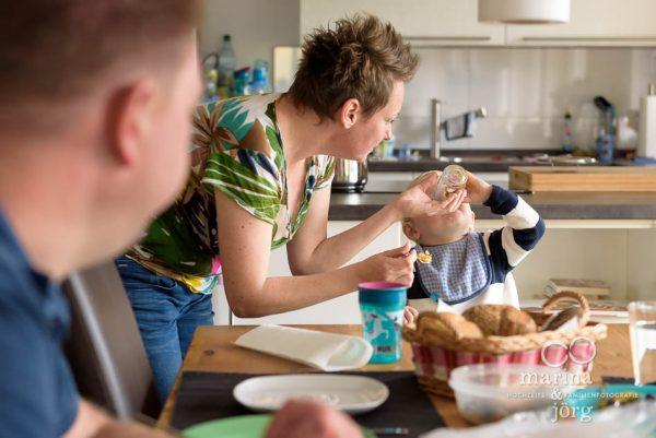 Familienfotograf Gießen: authentische Familienfotos - Homestory
