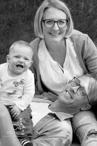 professionelle Familienbilder - Babyfotografen und Familienfotografen Gießen