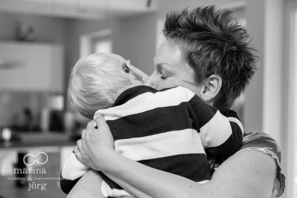 Familienfotograf Gießen: authentische Familienfotos - Familienreportage