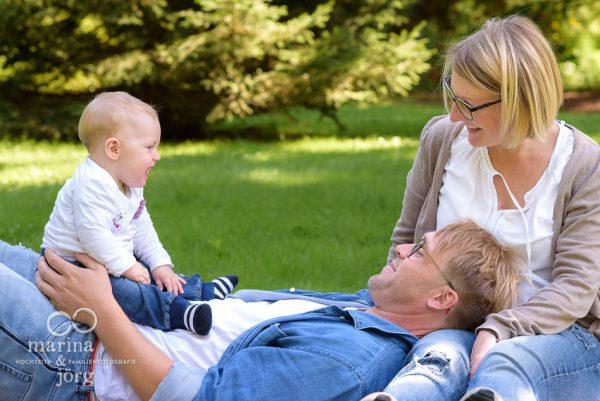 Familienfotografen Gießen - professionelle Familienbilder und Babyfotos