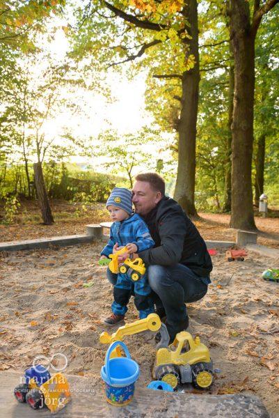 ungestellte Familienfotos entstanden bei einer Homestory bei Gießen