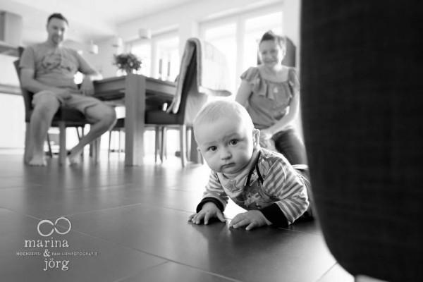 Homestory / Familienreportage bei Gießen: Kinderfoto