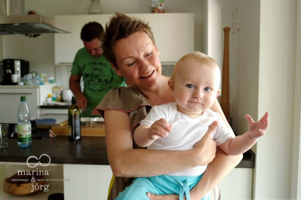 Homestory / Familienreportage bei Gießen