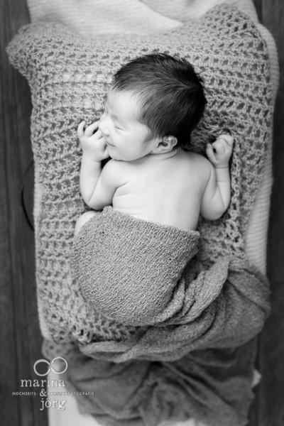 Babygalerie: Neugeborenenfoto in Gießen