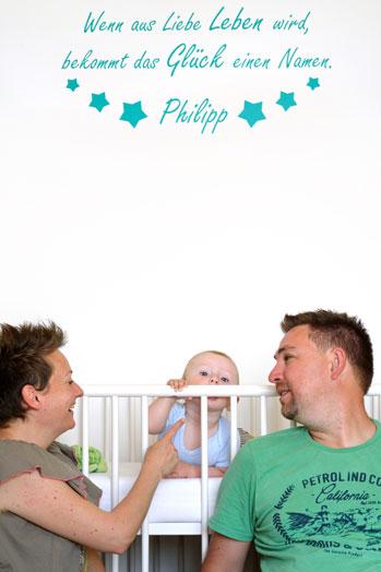 Familienfotograf Gießen: Familienportrait