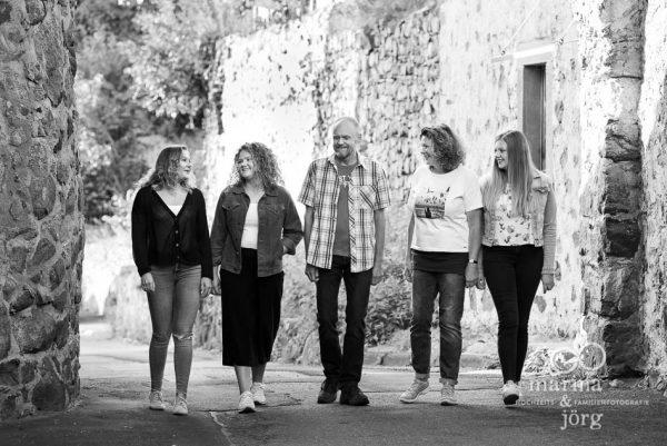 Marina & Jörg, Familienfotografen für Gießen: Familienbild