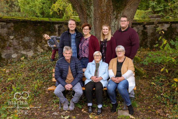 Marina & Jörg, Familienfotografen für Gießen: professionelle Familienfotos bequem und entspannt zu Hause