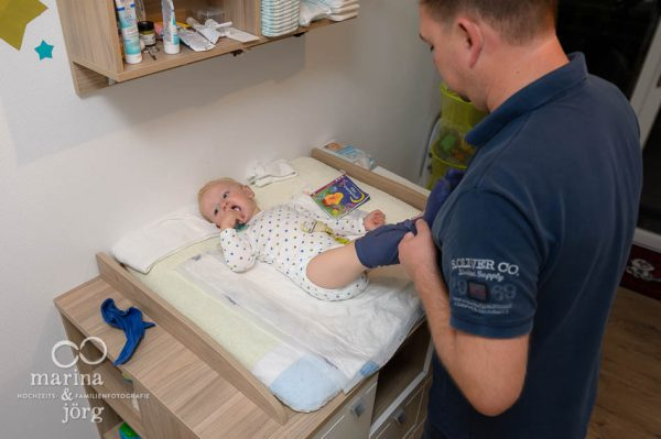 Familienfotografen Gießen: Familienreportage / Homestory