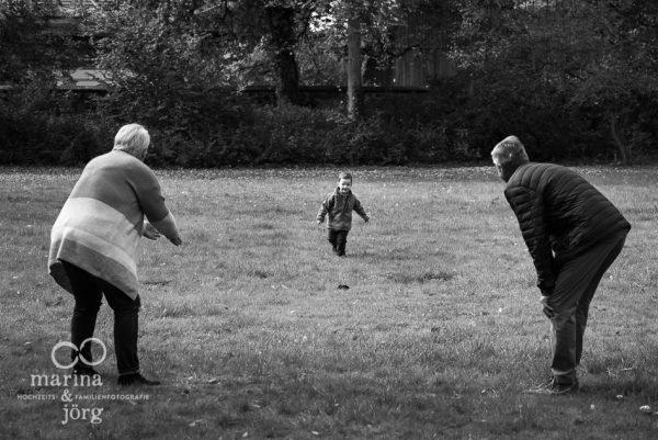natürliche Kinderfotos - Marina & Jörg, Familienfotografen für Gießen