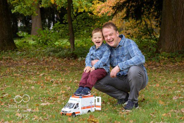 ungestellte Kinderfotos - Familienfotografie Gießen