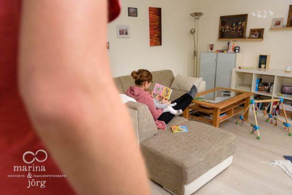 Familien-Homestory in Giessen