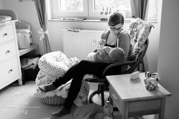 Marina und Joerg, Familienfotografen Marburg: Bilder einer Familienreportage als Erinnerungsschatz an eine ganz besondere Zeit