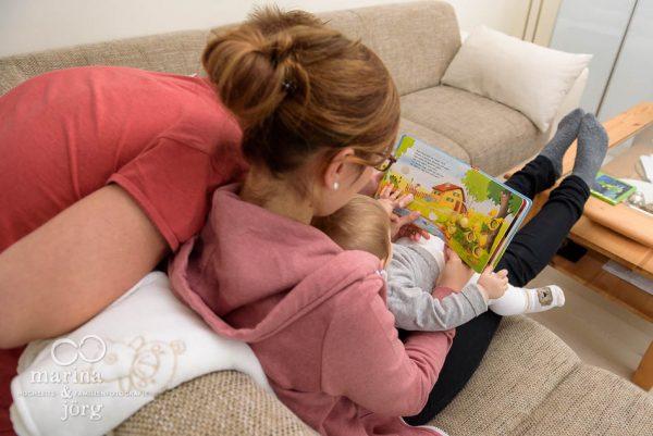 Marina und Joerg, Familienfotografen Giessen: Bilder einer Familien-Homestory als Erinnerungsschatz an eine ganz besondere Zeit