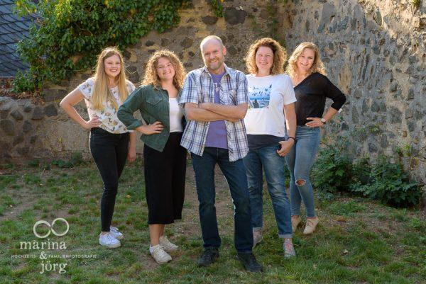 Familien-Fotoshooting bei Wetzlar - Familienfotos an eurem Lieblingsort oder ganz bequem bei euch zu Hause